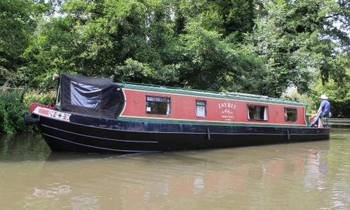 Image of Hancock and Lane 40' Narrowboat for sale in United Kingdom for £21,950 Pyrford, United Kingdom