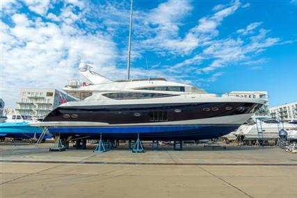 Princess 85 for sale in Russia for €1,650,000 (£1,514,929)