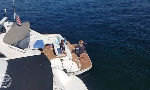 Image of Sea Ray 450 Sundancer for sale in United States of America for $144,900 (£104,478) Plattsburgh, New York, United States of America