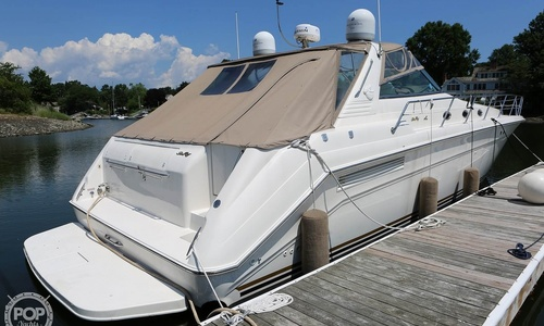 Image of Sea Ray 500 Sundancer for sale in United States of America for $169,000 (£129,566) Stamford, Connecticut, United States of America
