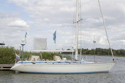 Nautor's Swan 53 for sale in Netherlands for €236,000 (£204,890)