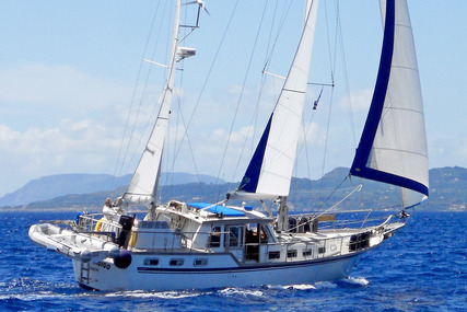Nauticat 44 for sale in Spain for €188,000 (£167,291)