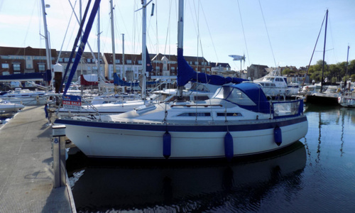 Image of Moody 29 Mk2 for sale in United Kingdom for £16,950 Weymouth, United Kingdom