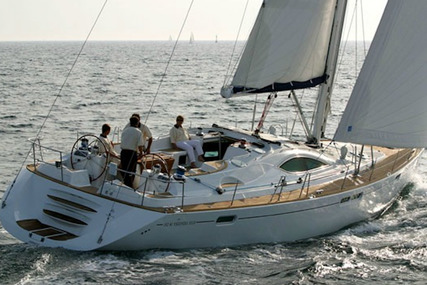Jeanneau Sun Odyssey 54DS A/C & GEN for charter in Greece from €2,400 / week