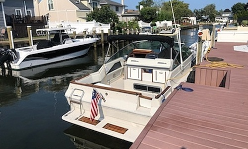 Image of Sea Ray 270 Sundancer for sale in United States of America for $29,000 (£20,583) Seaford, New York, United States of America