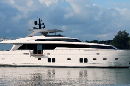 Sanlorenzo SL 106 Hybrid for sale in Italy for €6,600,000 (£6,027,452)