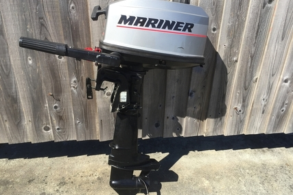 Mariner 4 hp 2-stroke for sale in United Kingdom for £450