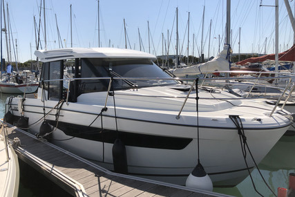 Jeanneau Merry Fisher 895 for sale in France for €98,000 (£88,215)