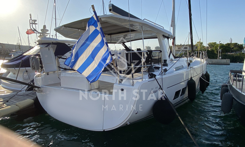 Image of Hanse 588 for sale in Greece for €625,000 (£552,252) Greece