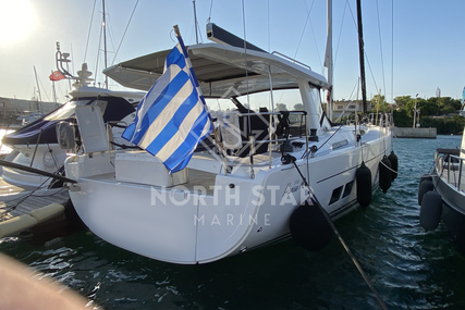 Hanse 588 for sale in Greece for €625,000 (£552,252)