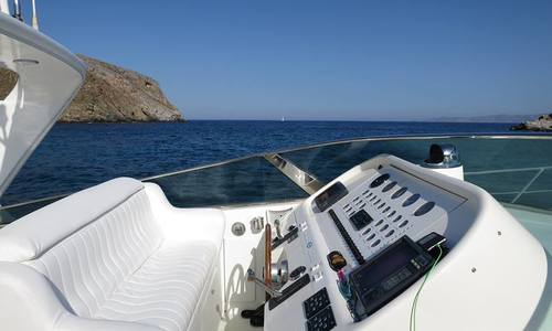 Image of Magnum Marine U.S.A. 53 for sale in Greece for €370,000 (£328,658) Greece, Lavrion, Greece