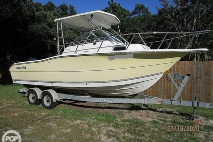 Sea Pro 238 WA for sale in United States of America for $30,000 (£21,508)