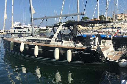 Beneteau Oceanis 45 for sale in France for €200,000 (£180,762)