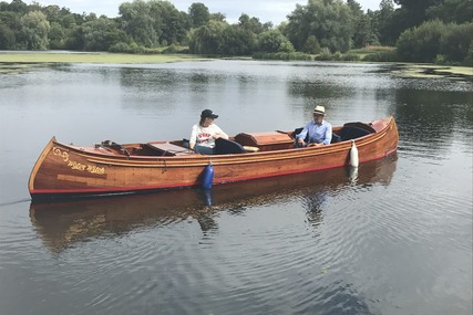Hobbs Motorised Canoe for sale in United Kingdom for £27,500
