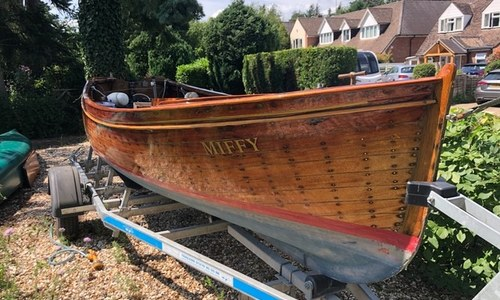 Image of McGruer Open Launch for sale in United Kingdom for £12,450 Henley on Thames, United Kingdom