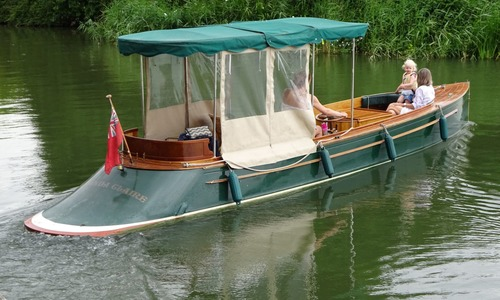 Image of Bossoms Beaver Stern Sapphire Launch for sale in United Kingdom for £24,950 Eynsham, United Kingdom