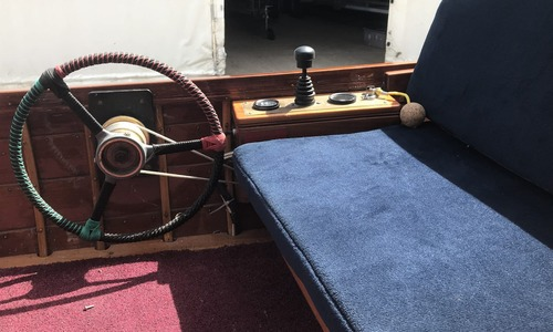 Image of Custom Electric Canoe for sale in United Kingdom for £19,950 West Berkshire, United Kingdom