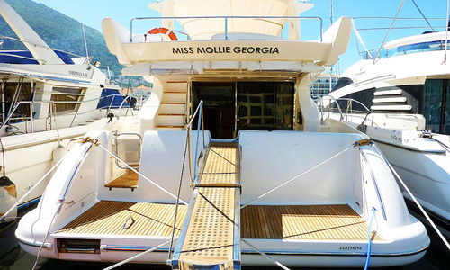 Image of Azimut Yachts 50 for sale in Gibraltar for €355,000 (£314,401) Gibraltar
