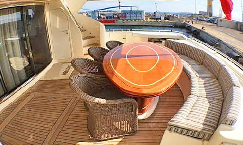 Image of Ferretti 94 for sale in Tunisia for €1,250,000 (£1,085,164) Tunisia