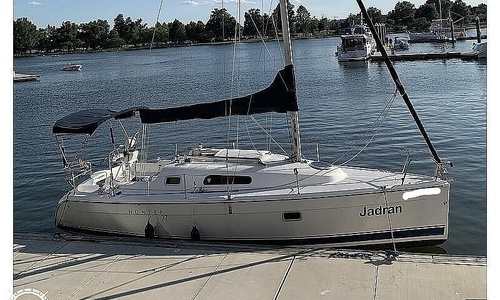 Image of Hunter 27 for sale in United States of America for $29,900 (£22,784) Alexandria, Virginia, United States of America