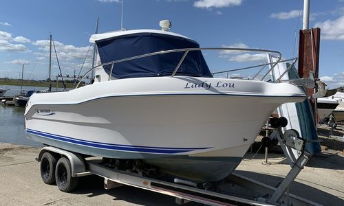 Image of Quicksilver 640 Pilothouse for sale in United Kingdom for £17,995 Brightlingsea, United Kingdom
