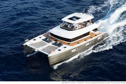 Lagoon Dragò for charter in  from €30,000 / week