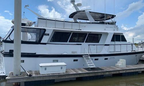 Image of Hartman-Palmer Flush deck Motor Yacht for sale in United States of America for $359,000 (£279,471) League City, TX, United States of America