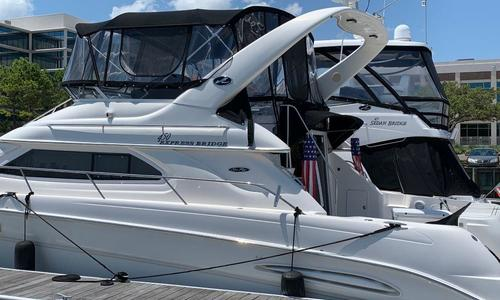 Image of Sea Ray 450 Express Bridge for sale in United States of America for $234,900 (£181,377) League City, TX, United States of America