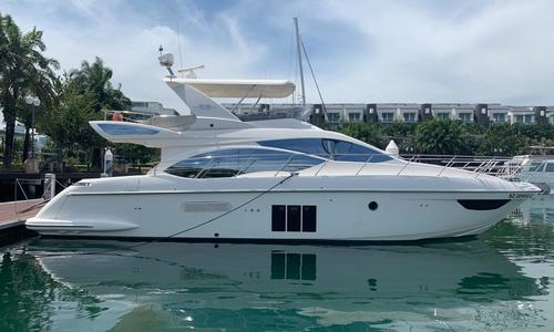 Image of Azimut Yachts 53 for sale in Singapore for $450,000 (£348,392) Singapore