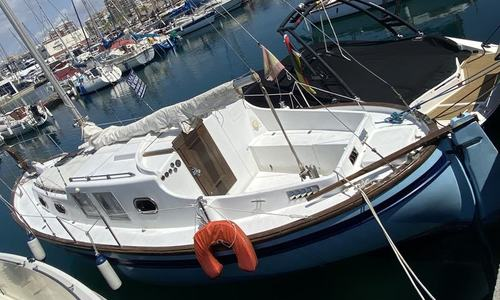 Image of Myabca Delfin 28 for sale in Spain for €16,500 (£14,954) Torrevieja, Spain
