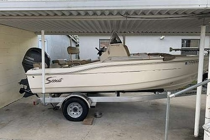 Scout 175 Sportfish Center Console for sale in United States of America for $31,200 (£23,920)