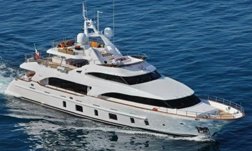 Image of Benetti 105 Tradition for sale in Italy for €5,900,000 (£5,377,226) Mediterranean , Italy