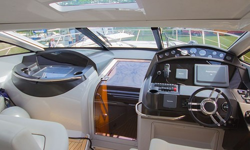 Image of Sunseeker Portofino 53 for sale in Netherlands for €425,000 (£390,209) Netherlands