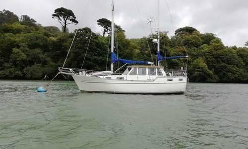 Image of Nauticat 33 Mk2 for sale in United Kingdom for £46,500 River Dart, United Kingdom