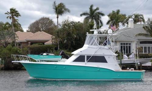 Image of Hatteras 45 Convertible Sportfish for sale in United States of America for $199,000 (£154,638) Key West, FL, United States of America