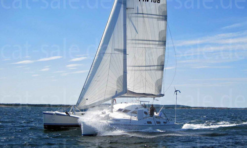 Image of Outremer (FR) 40 for sale in Finland for €98,000 (£89,830) Finland