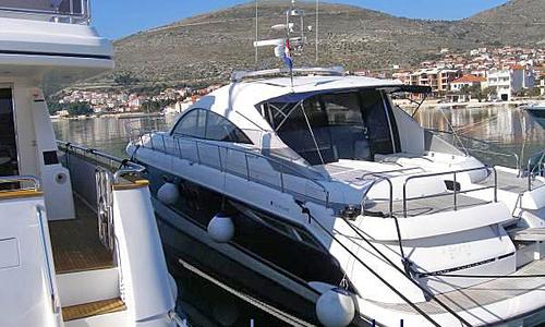 Image of Fairline Targa 62 for sale in Montenegro for €349,000 (£302,366) Montenegro