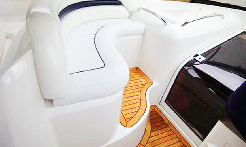 Image of Sunseeker Portofino 46 for sale in Spain for €159,000 (£137,327) Spain