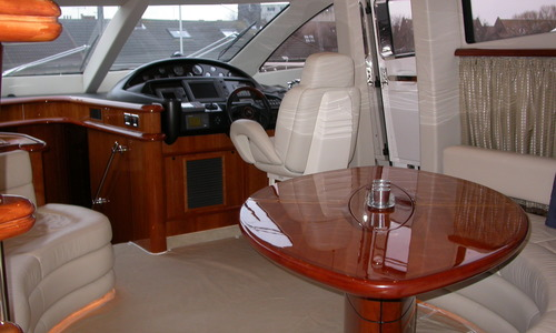 Image of Sunseeker Manhattan 64 for sale in Spain for €339,995 (£307,574) Spain