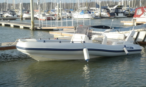 Image of Marlin 20 EFB for sale in Spain for €16,995 (£15,370) Spain