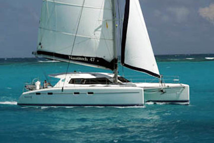 Catamarans Nautitech 47 for charter in Greece from €8,800 / week