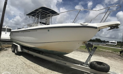 Image of Boston Whaler 26 Outrage for sale in United States of America for $30,000 (£23,551) Houma, Louisiana, United States of America
