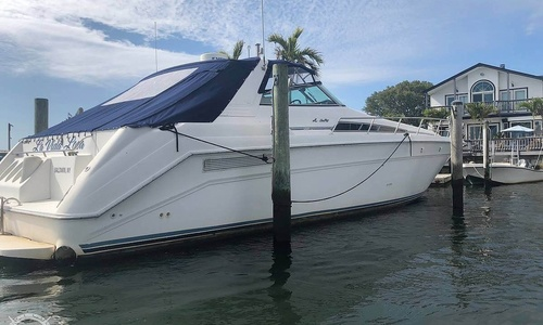 Image of Sea Ray 500 Sundancer for sale in United States of America for $97,800 (£75,717) Baldwin, New York, United States of America
