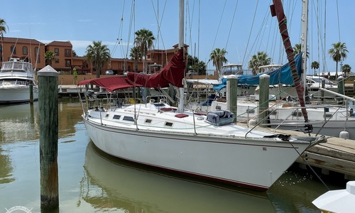 Image of Hunter 34 for sale in United States of America for $26,750 (£20,384) Freeport, Texas, United States of America