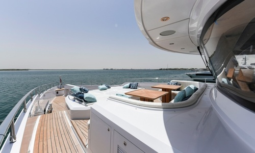 Image of Majesty 120 for sale in Spain for $13,500,000 (£9,545,696) Spain