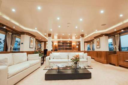 Alegria for charter from $165,000 / week