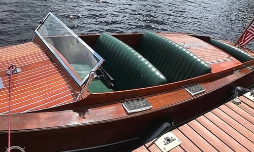 Image of Chris-Craft Model 100 for sale in United States of America for $40,000 (£28,915) Eagle River, Wisconsin, United States of America