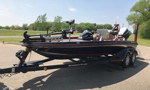 Image of Ranger Boats Z520c for sale in United States of America for $44,000 (£34,523) Sauk Centre, Minnesota, United States of America