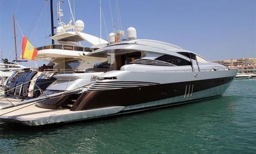 Image of Pershing 90' for sale in Spain for €2,950,000 (£2,691,360) Balearics islands, , Spain