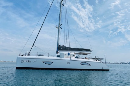 Outremer 49 for sale in France for €629,000 (£543,770)
